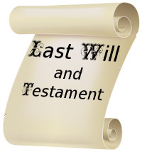 last-will-and-testatment